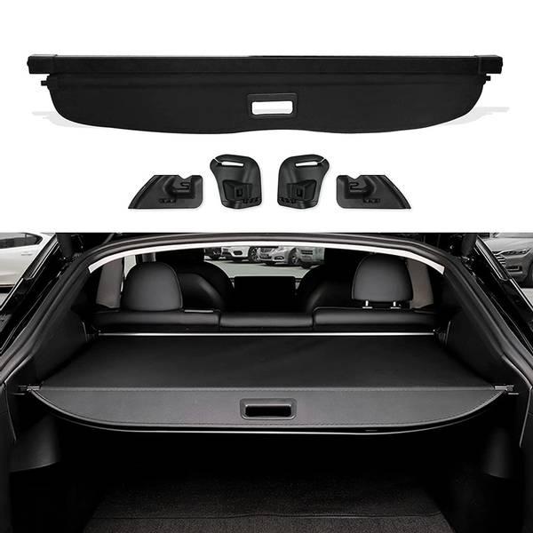 Bagasjeromstrekk Tesla Model Y (Uttrekkbart)