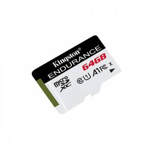 Bilde av Kingston MicroSDHC Minnekort 64 GB - Tesla Dash